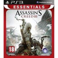 Ubisoft igra Assassin's Creed 3 Essentials (PS3)
