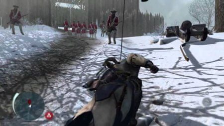 Ubisoft igra Assassin's Creed 3 Essentials (PS3)