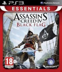 Ubisoft igra Assassin's Creed IV: Black Flag Essentials (PS3)