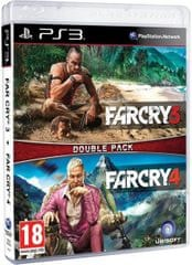 Ubisoft igra Compilation Far Cry 3 & Far Cry 4 (PS3)