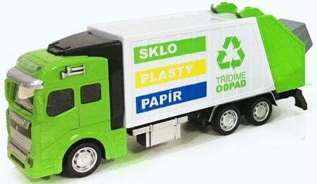 Rappa zabawka śmieciarka