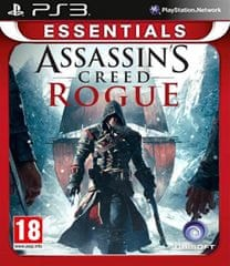 Ubisoft igra Assassin's Creed: Rogue Essentials (PS3)