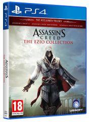 Ubisoft igra Assassin's Creed: The Ezio Collection (PS4)