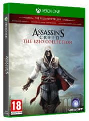 Ubisoft igra Assassin's Creed: The Ezio Collection (Xbox One)