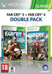 Ubisoft igra Compilation Far Cry 3 & Far Cry 4 (Xbox 360)