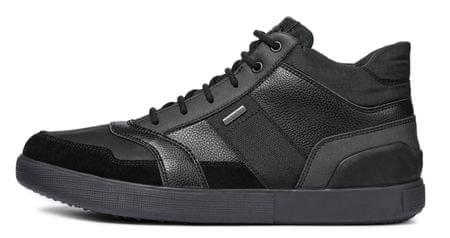 Geox moški čevlji Taiki B Abx, črni, 40