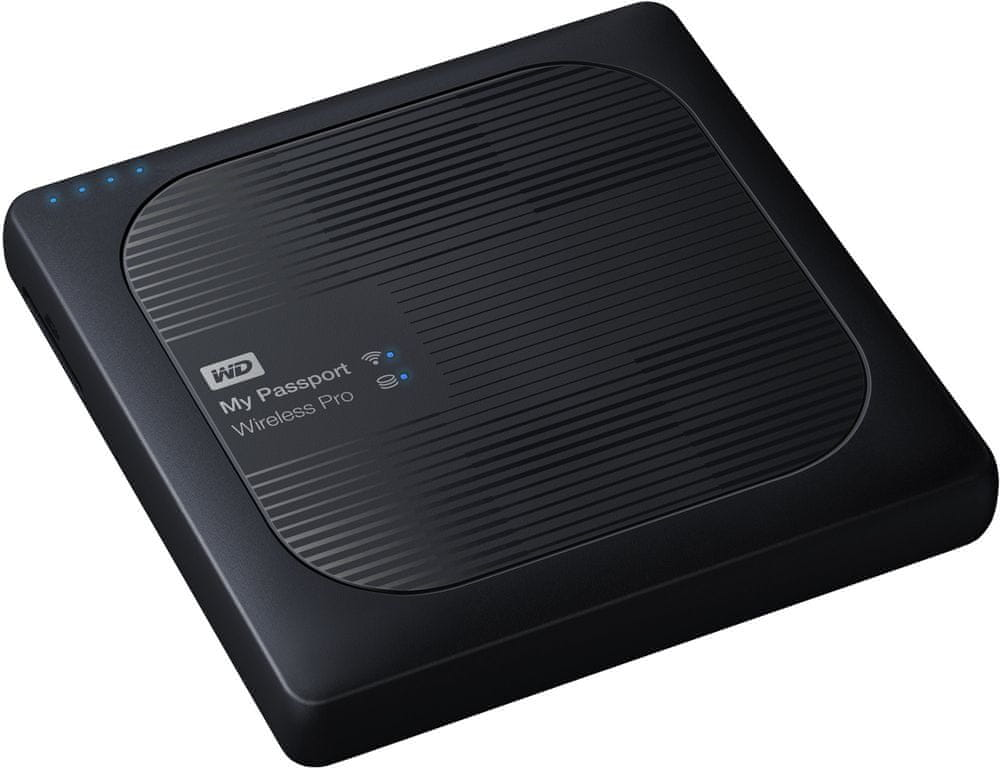 Western Digital My Passport Wireless Pro - 3TB (WDBSMT0030BBK-EESN)