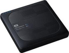 WD My Passport Wireless Pro - 2TB (WDBP2P0020BBK-EESN)