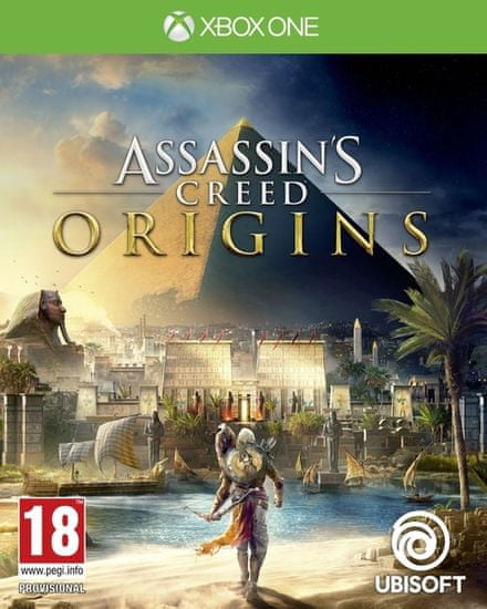 Ubisoft igra Assassin's Creed: Origins Standard Edition (Xbox One)