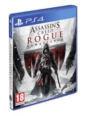 Ubisoft igra Assassin's Creed: Rogue Remastered (PS4)