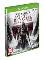 Ubisoft igra Assassin's Creed: Rogue Remastered (Xbox One)