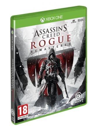 Ubisoft igra Assassin's Creed: Rogue Remastered (Xbox One)