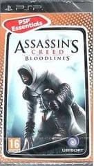 Ubisoft igra Assassin's Creed: Bloodlines Essentials (PSP)