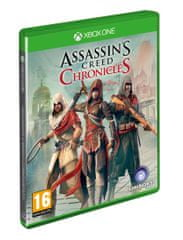 Ubisoft igra Assassin's Creed: Chronicles Pack (Xbox One)