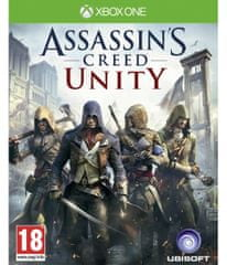 Ubisoft igra Assassin's Creed: Unity Standard Edition (Xbox One)