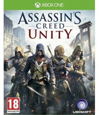 Ubisoft igra Assassin's Creed: Unity Standard Edition (Xbox One)