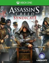 Ubisoft igra Assassin's Creed: Syndicate Standard Edition (Xbox One)