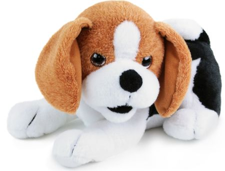 Rappa Plüss interaktív Bobi kutya barát
