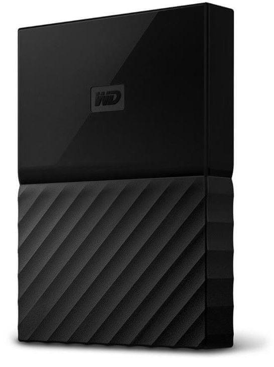 Western Digital My Passport for MAC 4TB (WDBP6A0040BBK-WESE)