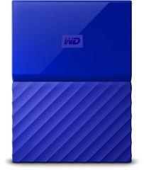WD zunanji disk My Passport 2 TB, USB 3.0, moder