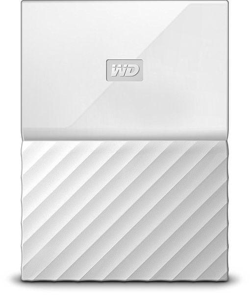 WD My Passport 2TB, bílá (WDBS4B0020BWT-WESN)