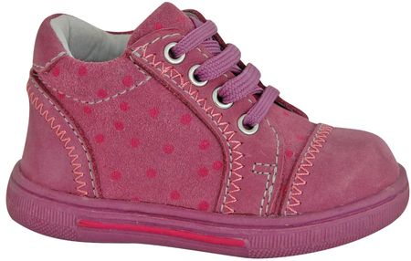Protetika dekliški gležnarji Livet, roza, 25