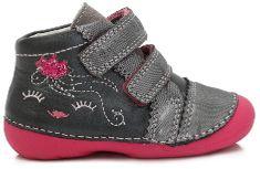 D-D-step G dívčí kotníkové boty