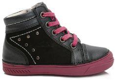 D-D-step G dievčenské členkové topánky