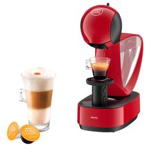 Krups aparat za kavu KP170531 Infinissima, crven