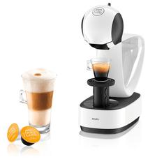 Krups aparat za kavu KP170131 Infinissima, bijela