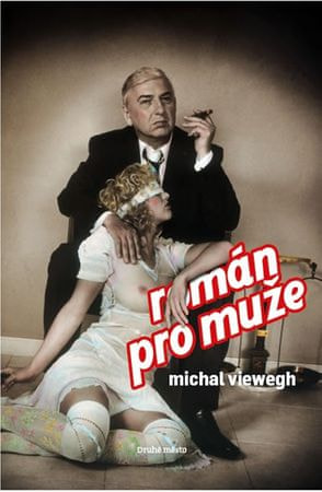 Viewegh Michal: Román pro muže - filmová obálka