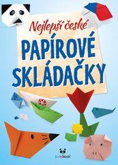 kolektiv autorů: Nejlepší české papírové skládačky