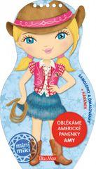 Oblékáme americké panenky - Amy