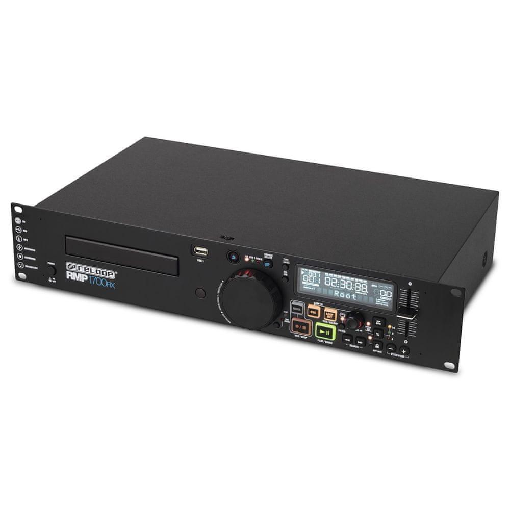 RELOOP RMP-1700 RX DJ přehrávač