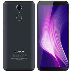 Cubot Nova, Dual SIM, črn