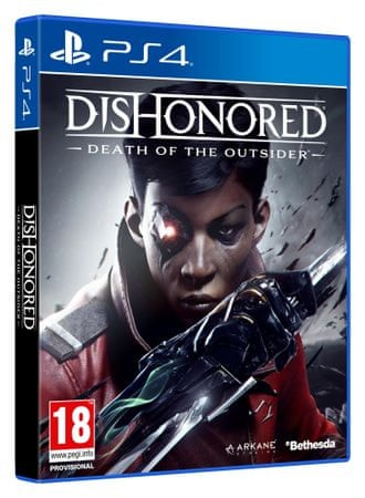 Bethesda Softworks igra Dishonored: Death of the Outsider (PS4)