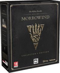 Bethesda Softworks igra The Elder Scrolls Online: Morrowind Collector's Edition (PC)