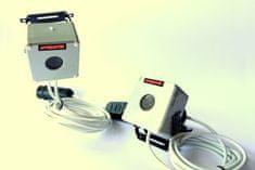 MAMMOOTH Ultrazvukový plašič hlodavců, montáž v domě, garáži, na střeše, 230 V, počet zařízení: 1 ks, počet reproduktorů: 2 ks