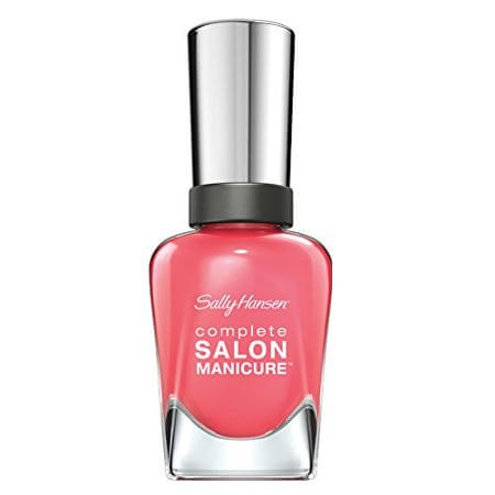 Sally Hansen Lak na nechty Complete Manicure (Nail Polish Complete Manicure) 3.0 (Odtieň 547 Peach Of Cake)