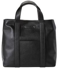 MEATFLY ženska torbica Pimple, črna