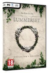 Bethesda Softworks igra The Elder Scrolls Online: Summerset Collector's Edition (PC)