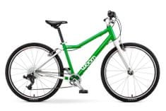 "Woom  5 Green 24"" dětské kolo"