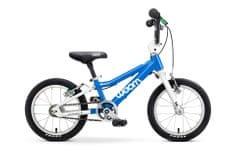 """Woom  2 Blue 14"""" dětské kolo"""