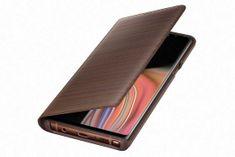 Samsung pametna LED preklopna torbica za Samsung Galaxy Note 9, rjava