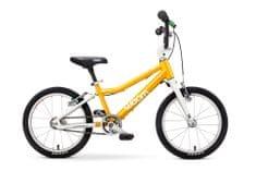 """Woom  3 Yellow 16"""" dětské kolo,"""