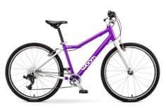 """Woom  5 Purple 24"""" dětské kolo"""