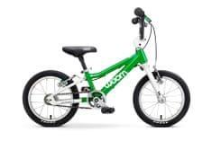 "Woom  2 Green 14"" dětské kolo"