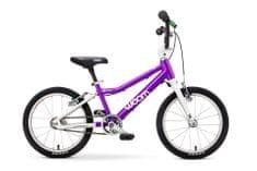 """Woom  3 Purple 16"""" dětské kolo,"""