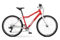 """Woom  5 Red 24"""" dětské kolo,"""