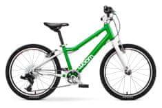 "Woom  4 Green 20"" dětské kolo,"